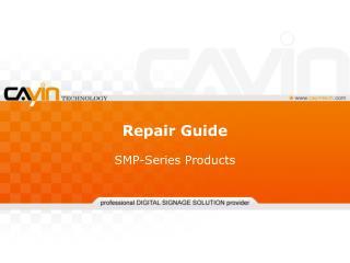 Repair Guide