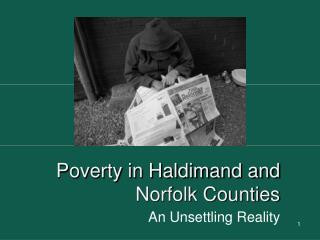 Poverty in Haldimand and Norfolk Counties