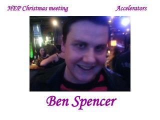 Ben Spencer