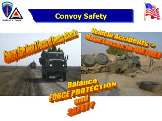 Convoy Safety