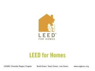 9 Ways to Make Your Home More Energy Efficient From USGBC's greenhomeguide