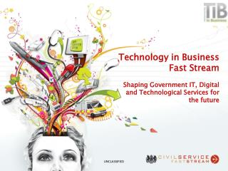 Why choose TiB? Your ideas can drive large scale change in Government