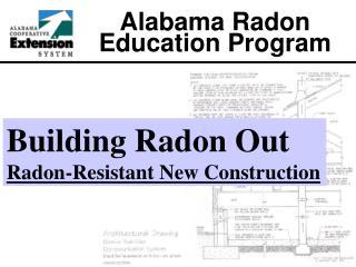 Alabama Radon Education Program