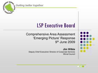 LSP Executive Board