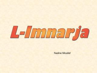 L-Imnarja