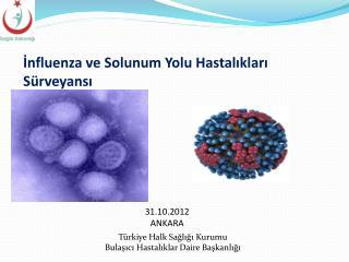 İnfluenza ve Solunum Yolu Hastalıkları Sürveyansı