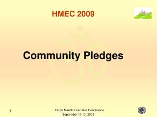 HMEC 2009