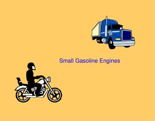 Small Gasoline Engines
