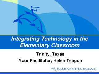 Integrating Technology in the Elementary Classroom
