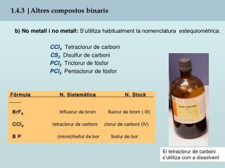 1.4.3 |Altres compostos binaris