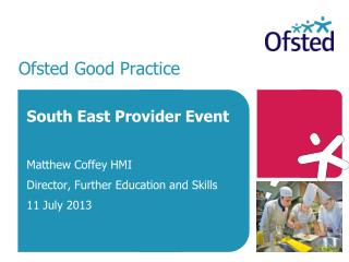 Ofsted Good Practice