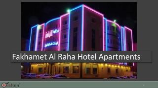 Fakhamet Al Raha Hotel Apartments - Riyadh Hotels