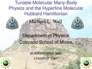 Tunable Molecular Many-Body Physics and the Hyperfine Molecular Hubbard Hamiltonian