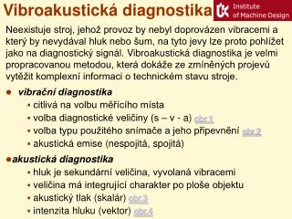 Vibroakustická diagnostika
