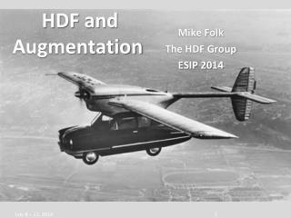 HDF and Augmentation
