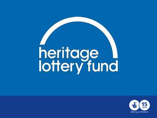 Shaping the future Consultation on the Heritage Lottery Fund's Strategy 2013-2019