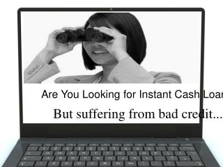 Instant Cash Loans Can Support You From Unexpected Financial