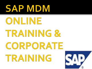 sap mdm online training in sweden,denmark
