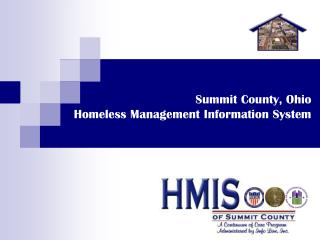 Summit County, Ohio Homeless Management Information System