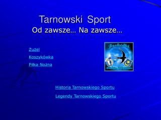 Tarnowski Sport