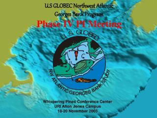 U.S GLOBEC Northwest Atlantic  Georges Bank Program