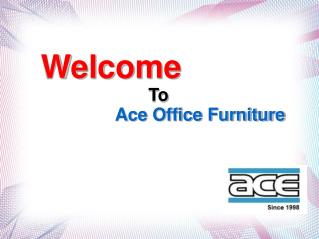 Luxury Office Furnitures
