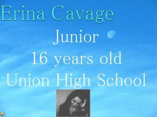 Erina Cavage