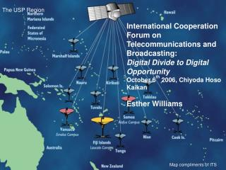 International Cooperation Forum on Telecommunications and Broadcasting: