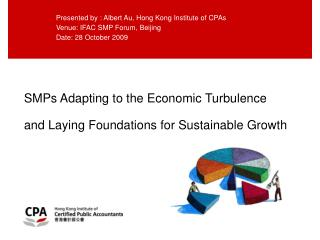 SMPs Adapting to the Economic Turbulence and Laying Foundations for Sustainable Growth