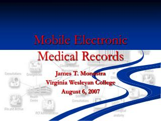 Mobile Electronic  Medical Records