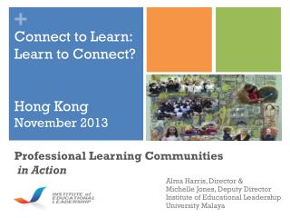 Professional Learning Communities in Action