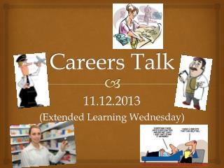 Careers Talk