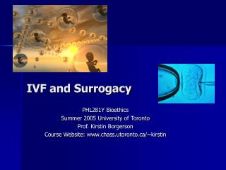IVF and Surrogacy