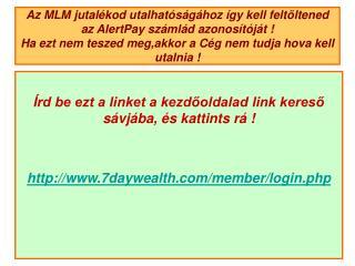 Írd be ezt a linket a kezdőoldalad link kereső sávjába, és kattints rá !