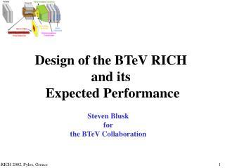 Steven Blusk for the BTeV Collaboration