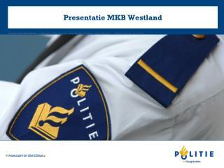 Presentatie MKB Westland