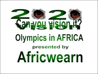 Olympics in AFRICA
