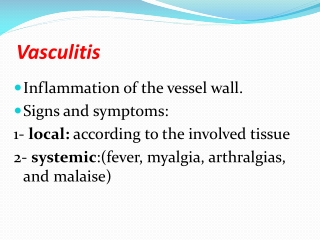 Giant-Cell Arteritis