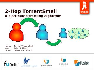 2-Hop TorrentSmell A distributed tracking algorithm