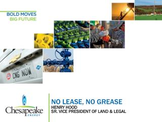 No Lease, No Grease