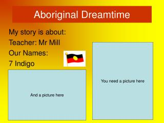 Aboriginal Dreamtime