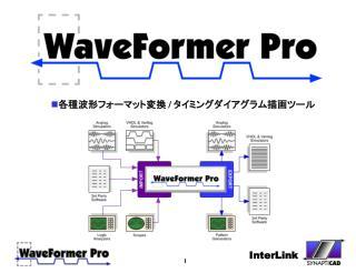 各種波形フォーマット変換 / タイミングダイアグラム描画ツール