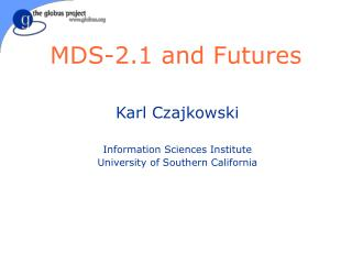 MDS-2.1 and Futures