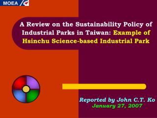 Reported by John C.T. Ko January 27 , 2007