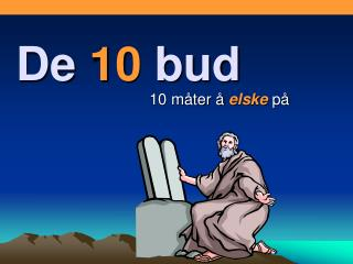 De  10  bud