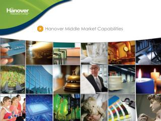 Hanover Middle Market Capabilities