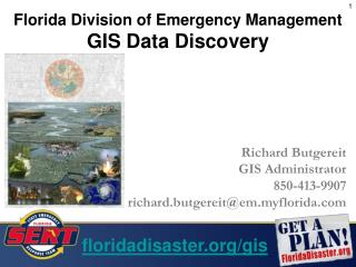 Florida Division of Emergency Management GIS Data Discovery