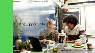 Hosting Opportunity