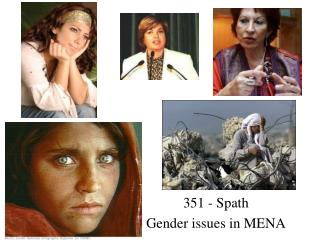 351 - Spath Gender  issues in MENA