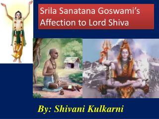 By: Shivani Kulkarni